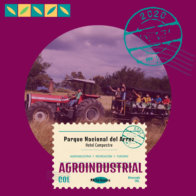 Pasaporte Agroindustrial Parque Nacional del Arroz