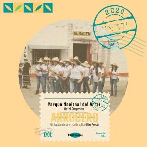 Pasaporte Arrocero Parque Nacional del Arroz