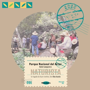 Pasaporte Naturista Parque Nacional del Arroz