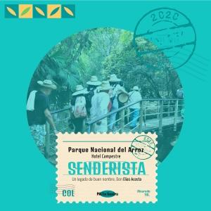Pasaporte Senderista Parque Nacional del Arroz