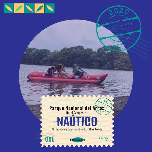 Pasaporte Naútico Parque Nacional del Arroz