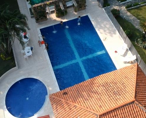 Piscina Hotel Campestre La Guaira