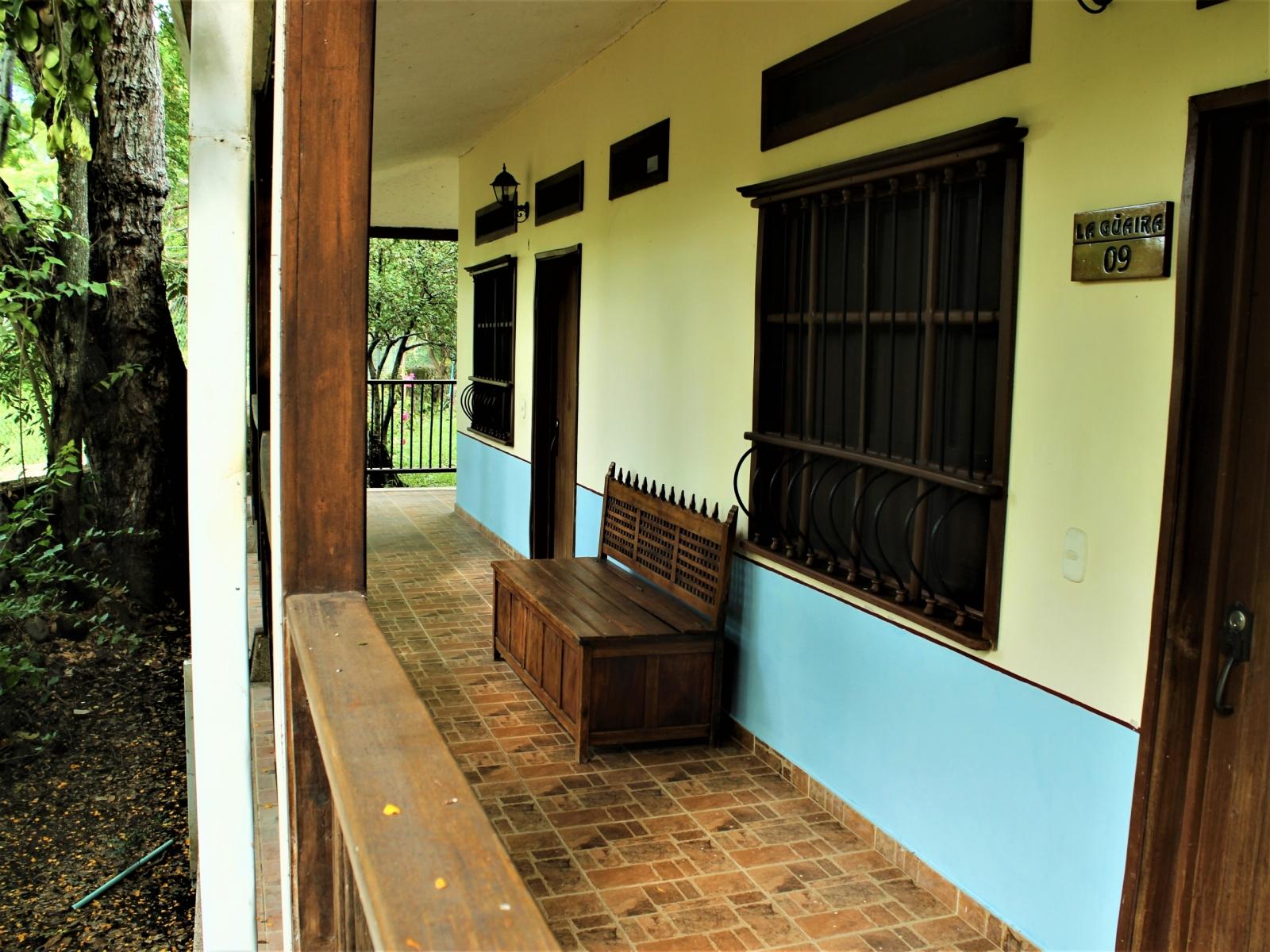 Hotel Campestre La Guaira 1