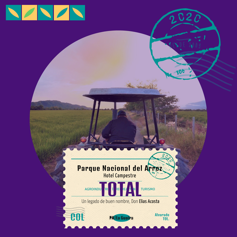Pasaporte Total Parque Nacional del Arroz